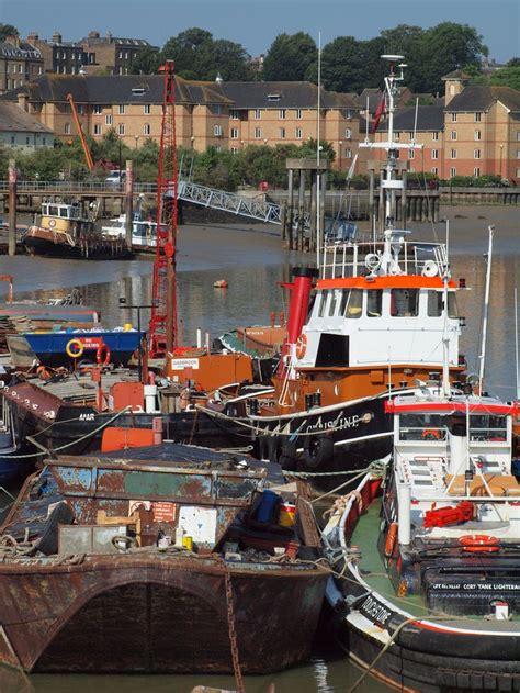boats for sale river medway 975 best tugboats work boats images on pinterest