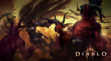 Diablo 3 accounts become a target for hackers level up video games