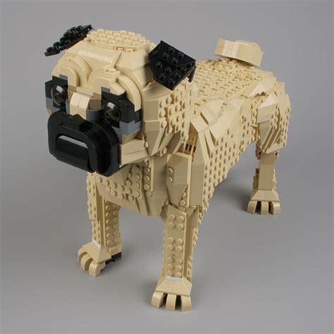 pug brothers lego pug models the brothers brick lego