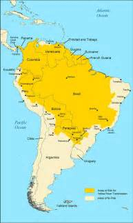yellow fever map south america yellow fever south america 2010
