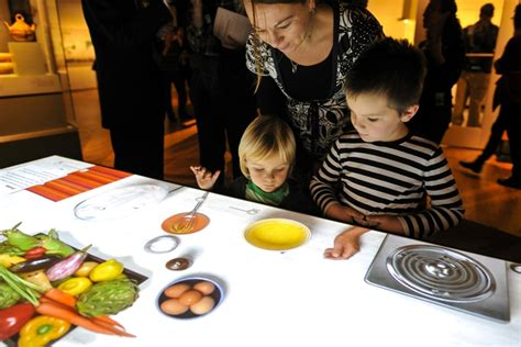Food Broaden Your Culinary Experience by Food Glorious Food At The Museums Taking The