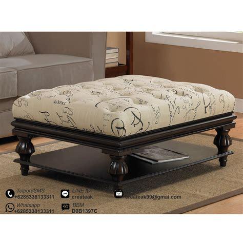 meja kopi vintage createak furniture createak furniture