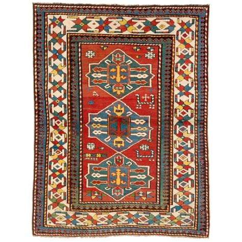 caucasian rugs for sale antique caucasian armenian kazak rug for sale at 1stdibs