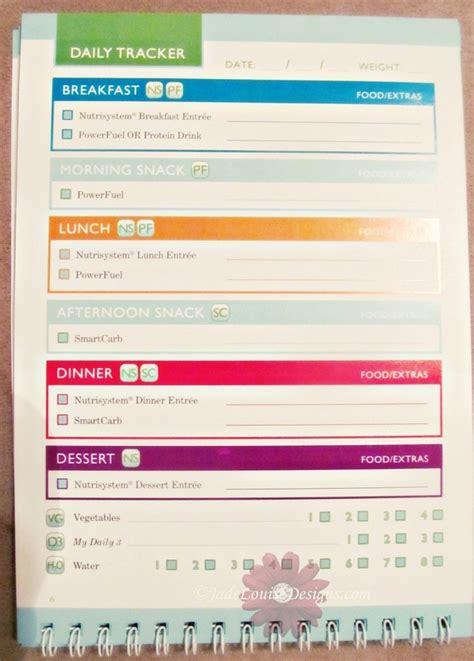 printable medifast food journal 73 best images about useful printables on pinterest food