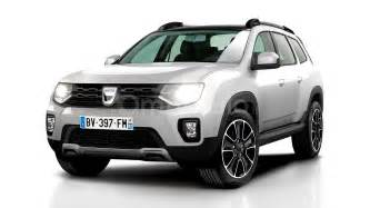 Renault Duster News New Dacia Duster 2017 2018 Look