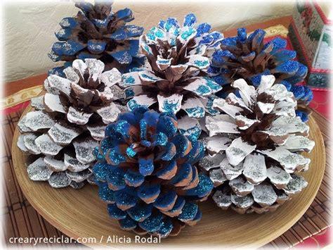 navidad adornos de navidad con pias de pino c 243 mo decorar en navidad con pi 241 as de pino un centro de