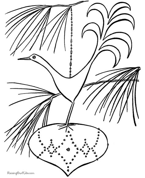 Christmas Coloring Pictures Ornaments Free Ornaments Coloring Pages Printables