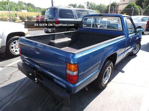 mitsubishi pickup 1990 1990 mitsubishi mighty max base standard cab pickup 2