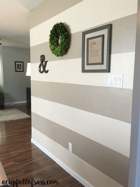 how to paint stripes on a bedroom wall 25 best ideas about striped painted walls on pinterest