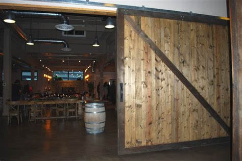 Barn Door Catering Doors Restaurant