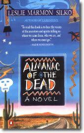 Almanac Of The Dead leslie marmon silko almanac of the dead book review