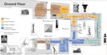 louvre museum floor plan the louvre museum facts history location and map