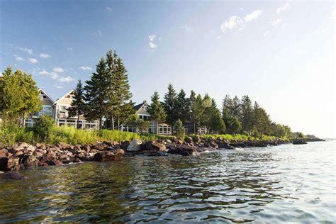 Larsmont Cottages North Shore Minnesota Resort On Lake Lake Superior Cottages