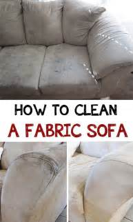 how to clean fabric sofa best 25 clean fabric ideas on cleaning