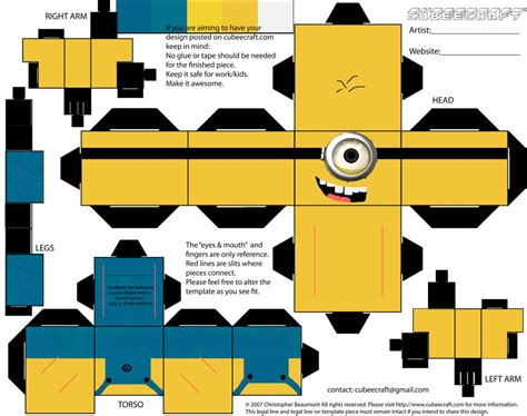 Papercraft Pattern - paper craft craft paper toys and papercraft