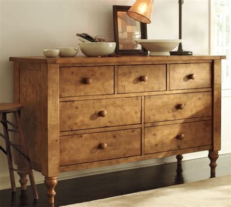 Dressers Pottery Barn by Ashby Wide Dresser Pottery Barn
