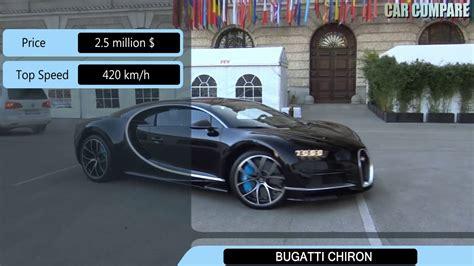koenigsegg bugatti koenigsegg regera vs bugatti chiron specifications