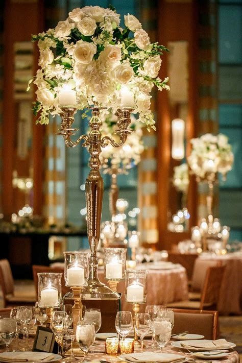 winter wedding table centerpieces 3 40 stunning winter wedding centerpiece ideas deer pearl flowers
