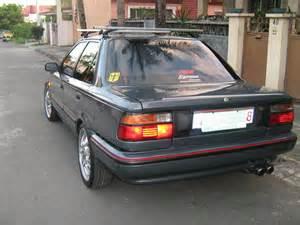Sentraf 1991 Toyota Corolla Specs Photos Modification