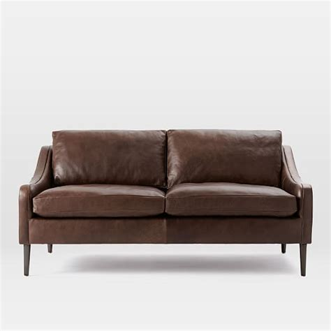 leather couch moisturizer lindrum leather sofa clove west elm