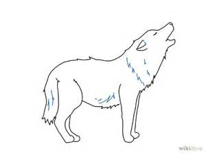 How To Draw A Wolf That Is Easy Wolf Drawing Best Images Collections Hd For Gadget