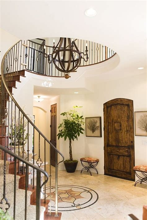 Foyer Stairs Design 93 Best Stairs Images On Pinterest Foyer Staircase Staircases And Stairs