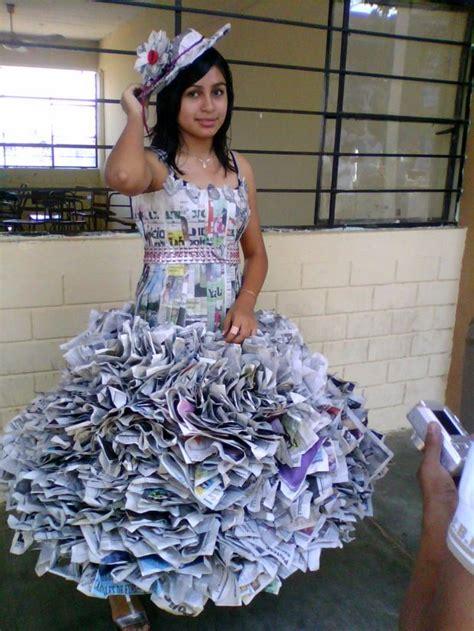 vestidos de la epoca colonial con material reciclable 18 mejores im 225 genes sobre reciclados en pinterest trucos