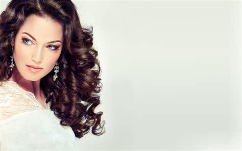 girl model style fashion hair earrings background make up