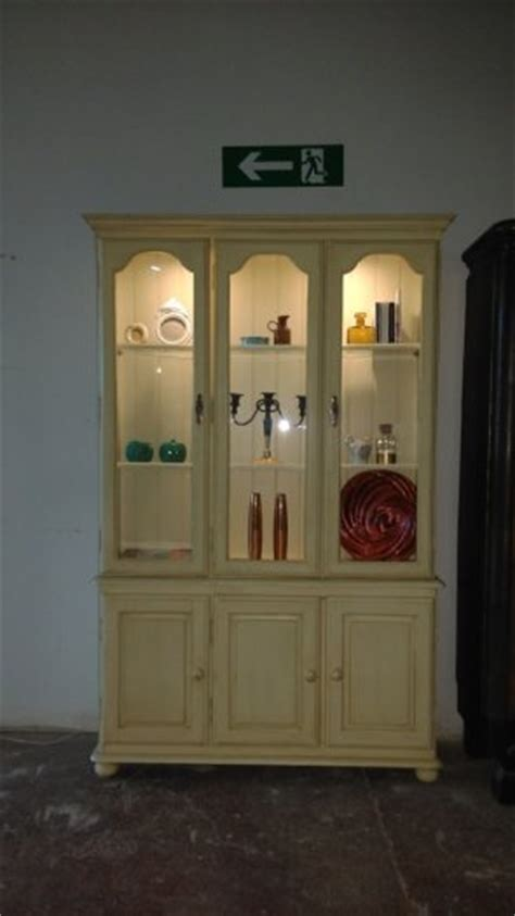 Pine Dining Room Cabinets Pine Glass Cabinet Kitchen Or Dining Room For Sale