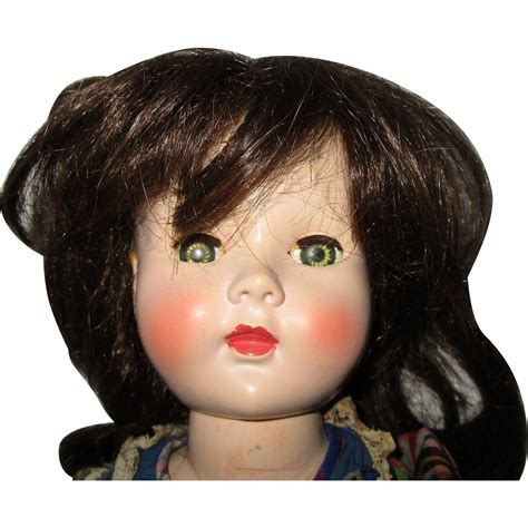 Human Hair Doll For by Vintage Human Hair Wig For Your Doll From Atticangel On