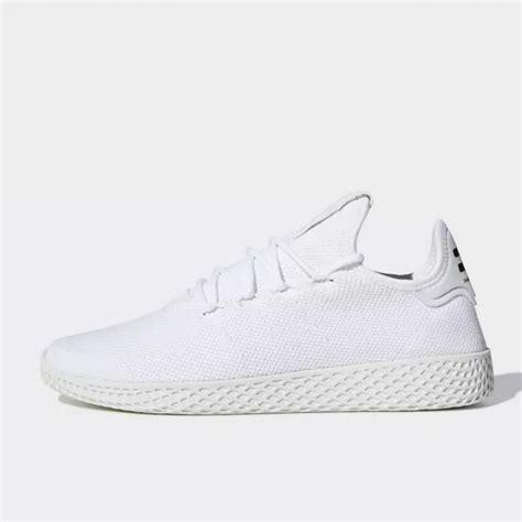 jual sepatu sneakers adidas pharrell x tennis hu white original termurah di indonesia