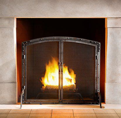 Restoration Hardware Fireplace Screen by 429 Best Images About Cabin Interior On Wooden