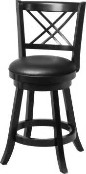 is the height of a bar stool coaster fine furniture 101959 swivel counter height bar stool set of 2