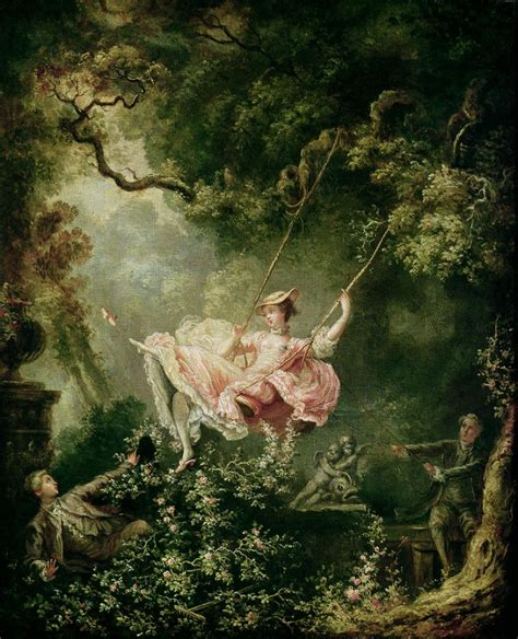 the swing by jean honor fragonard 1000 things