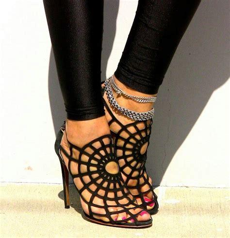 spider heels spider web heels fashion spider webs