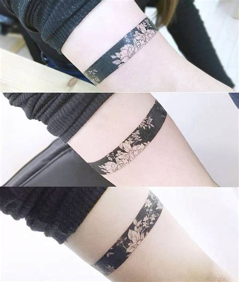 pinterest tattoo armband 45 best floral armband tattoos images on pinterest