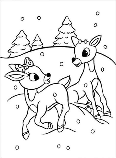 christmas coloring pages rudolph red nosed reindeer 847 best christmas coloring pages images on pinterest