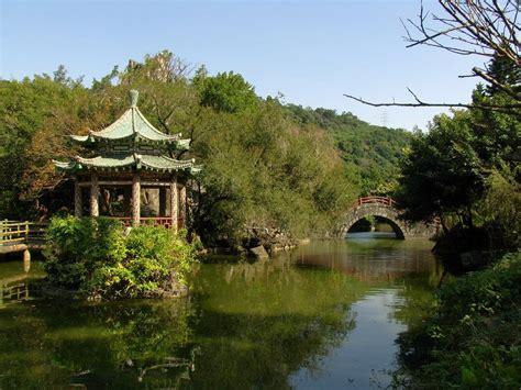 shuangxi park and garden