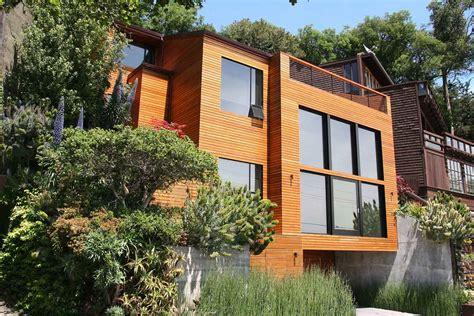 Davis Architect by Sausalito Hillside Todd Davis Architecture