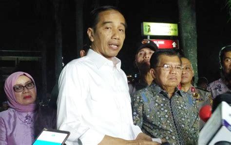 jokowi short biography presiden jokowi akhirnya buka suara perihal kecelakaan