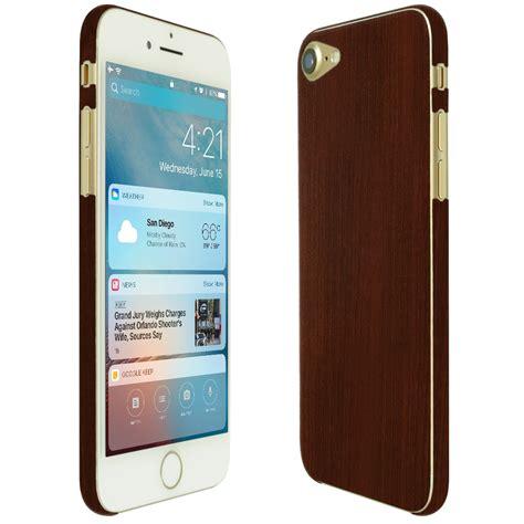Iknowxskin Skin Garskin Iphone 7 Wood apple iphone 7 techskin wood skin 4 7 quot