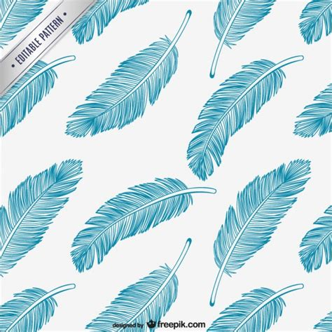 feather pattern tumblr feathers editable pattern vector free download