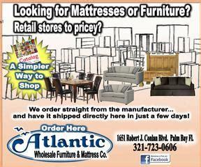 atlantic wholesale furniture mattress co palm bay fl