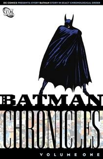 Batman Chronicles Vol 7 batman chronicles the tpb 2005 2013 ubc