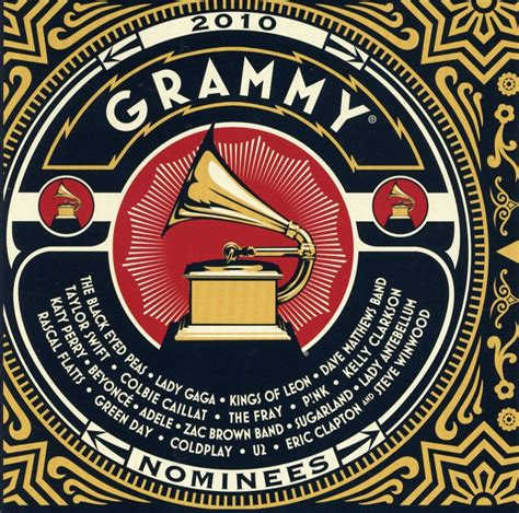 Cd Grammy 2010 Nominee Grammy Nominees Collection