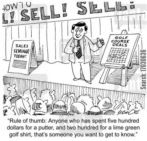 what is the rule of thumb for buying a house sales meeting cartoons humor from jantoo cartoons