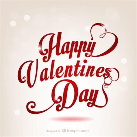 happy valentin day happy valentines day vector free