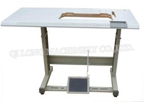 used sewing machine table type of sewing machine steel pipe industrial sewing