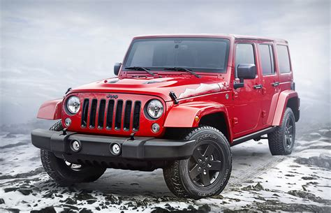 jeep wrangler unlimited colors 2015 2017 2018 best