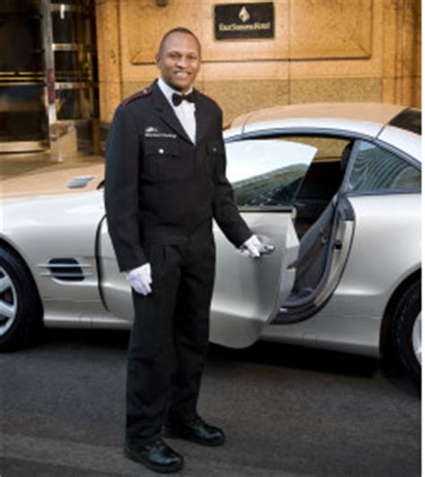 when do you tip the valet parking attendant the butler